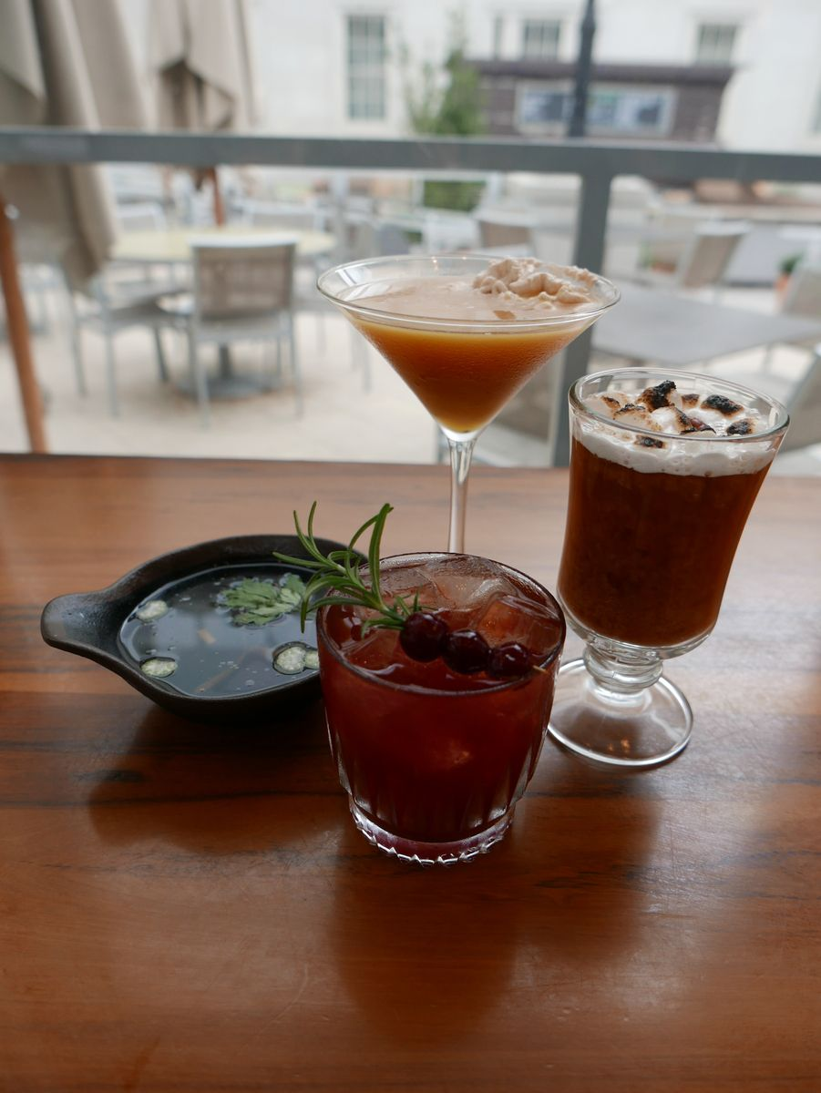 Thanksgiving leftovers cocktails [Photo: Official]