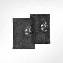 Forzieri Italia, black fingerless gloves, $62, forzieri.com