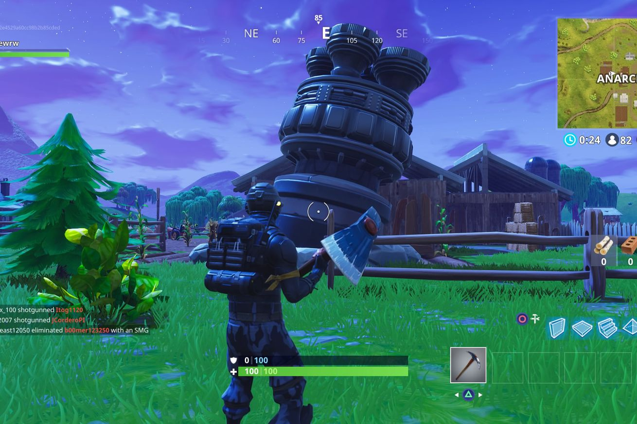 fortnite has the most interesting video game story in years