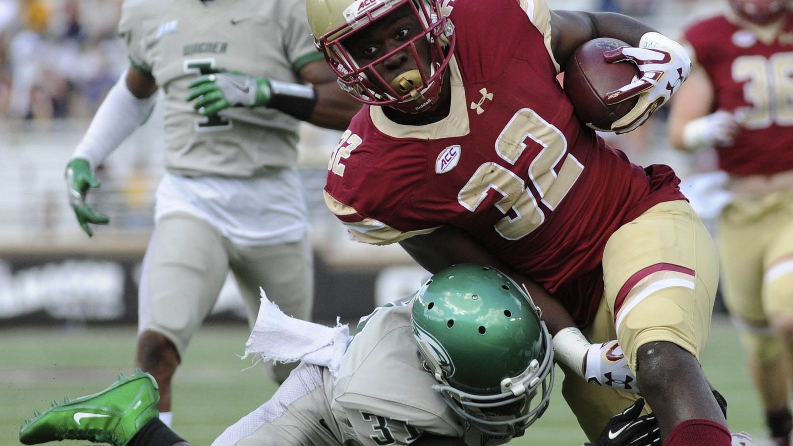 Get the latest Boston College Eagles news scores stats standings rumors and more from ESPN