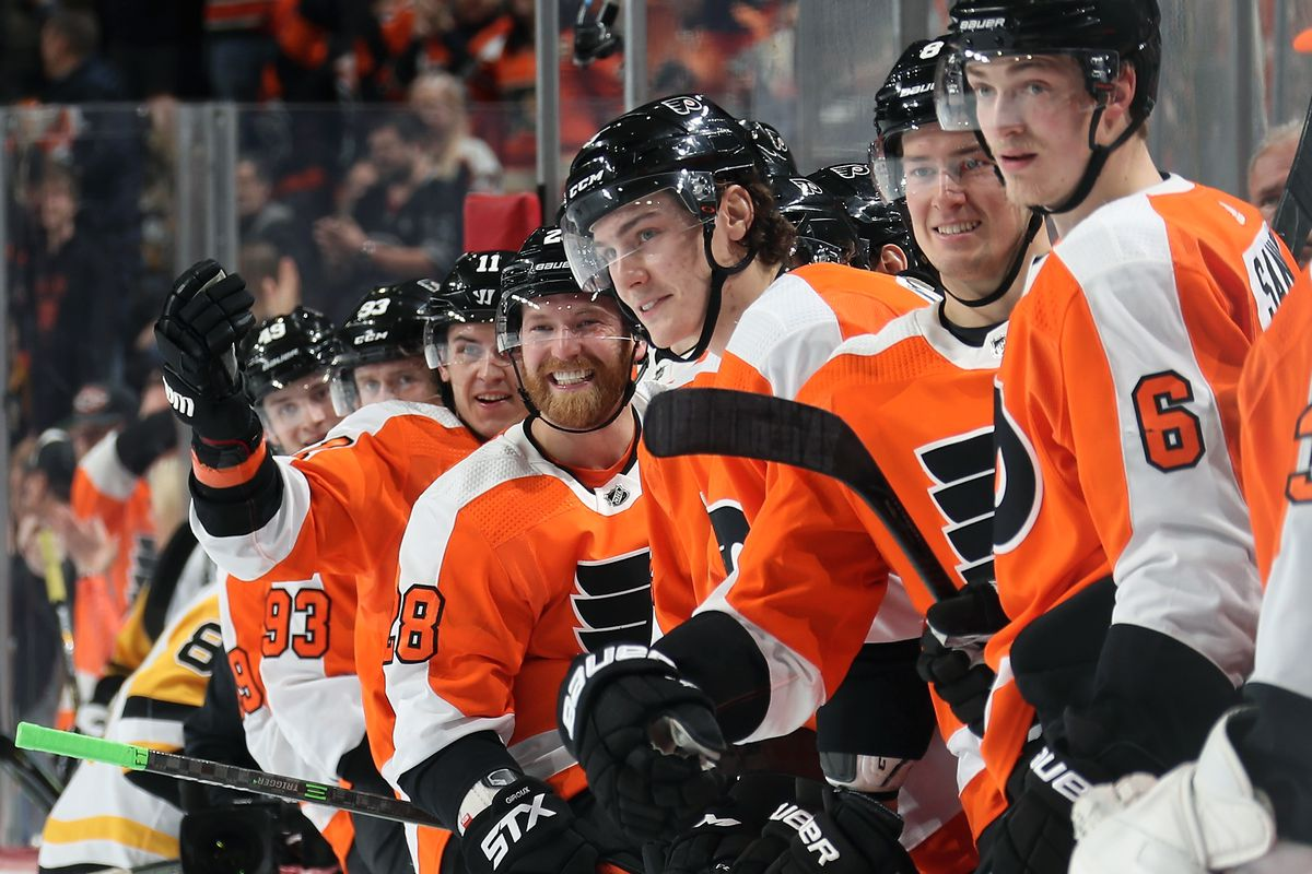 Nhl News Flyers Penguins Rivalry Reunited In New Division Plans Broad Street Hockey