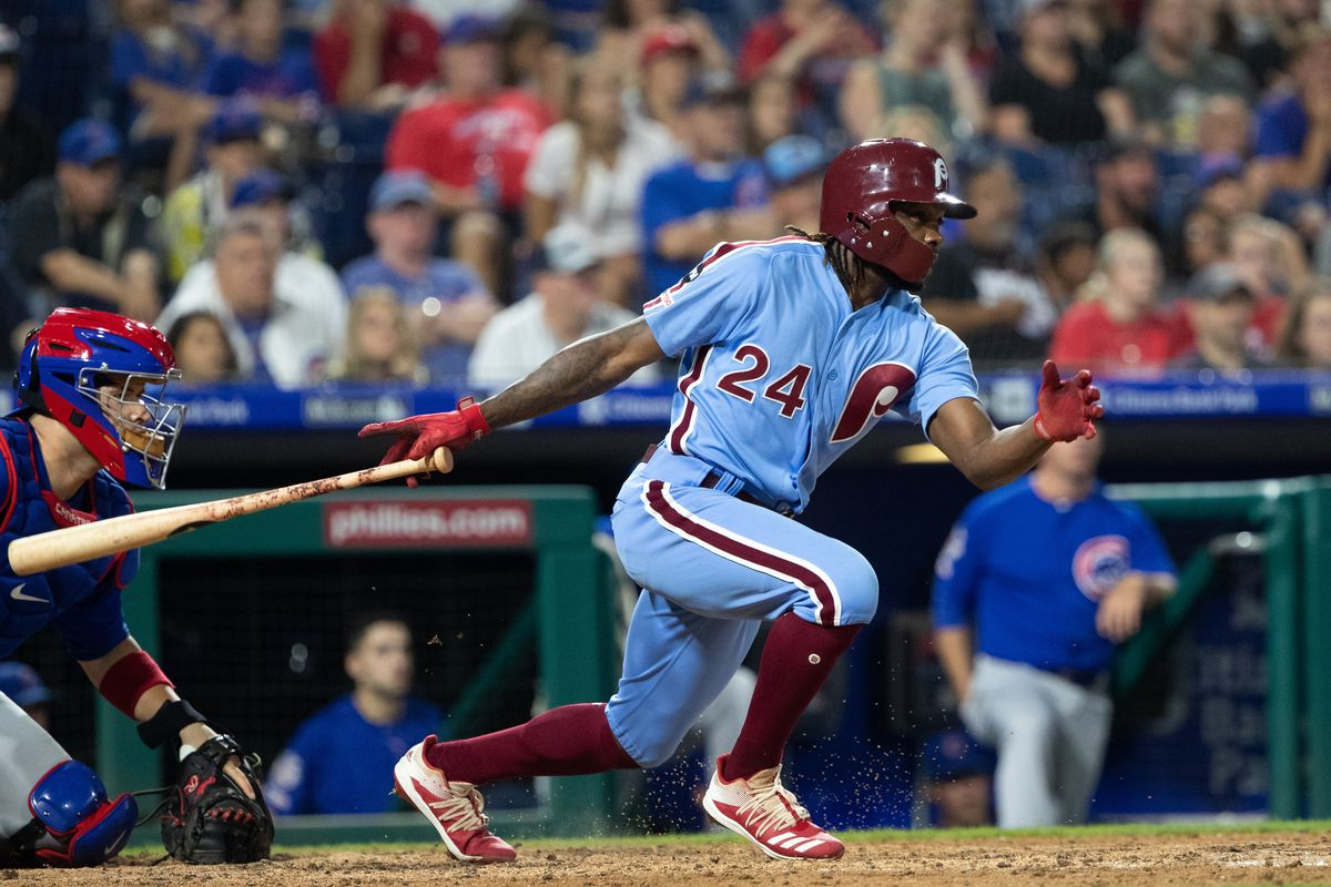 Phillies two-strike approach led to Harper's big moment