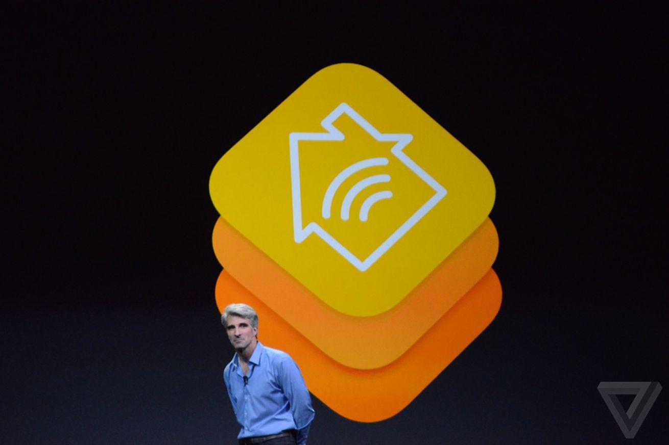 Gallery Photo: Apple HomeKit photos