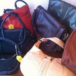 Corso Como samples - check out the price tags!