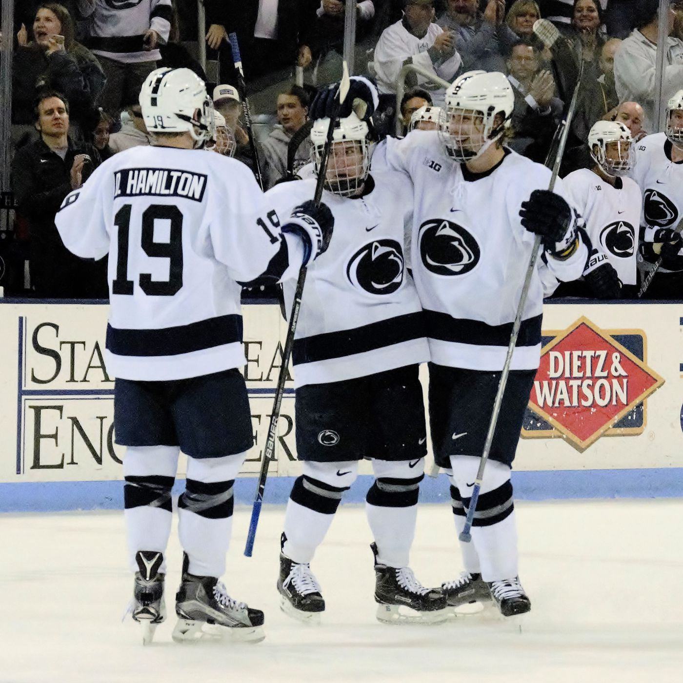 Penn State Hockey Will Play In Cincinnati For Game One Of The Ncaa