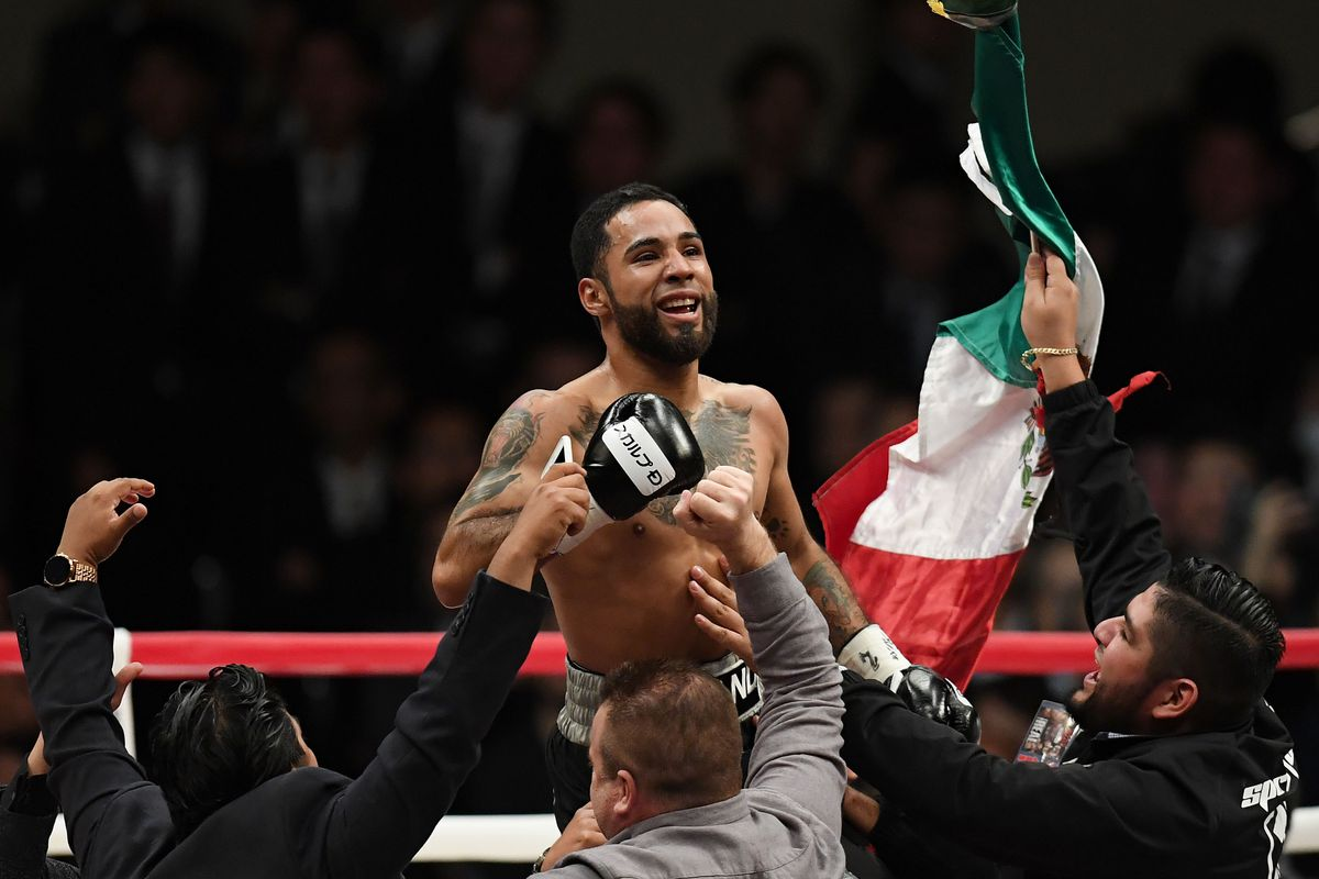 Luis Nery v Shinsuke Yamanaka - WBC Bantamweight Title Bout