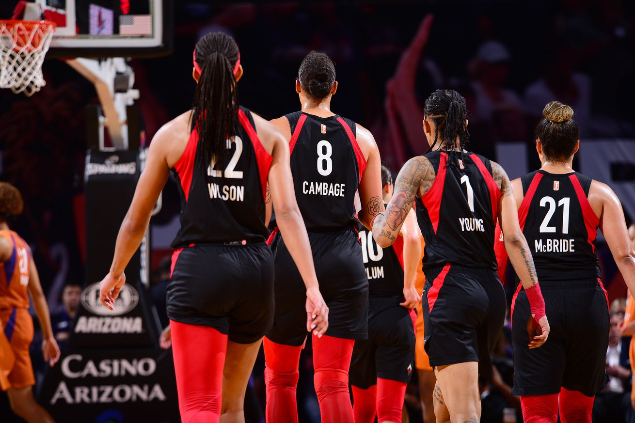 WNBA regular-season recap: Which teams enter the postseason with momentum? Which seem fated for an early exit?