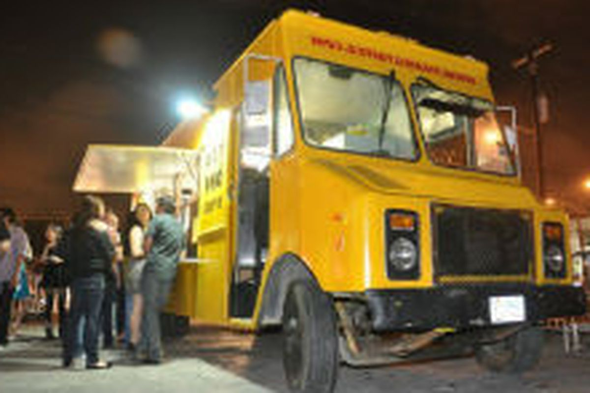 Urban Izzy Food Truck