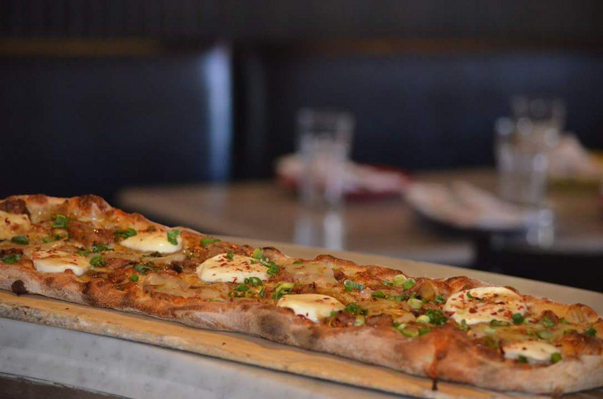 Pizza Dough Spin Tricks