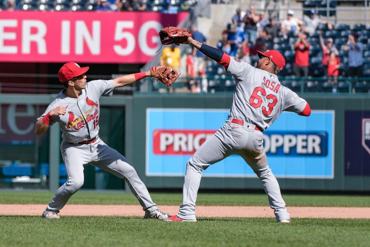 MLB: AUG 15 Cardinals at Royals