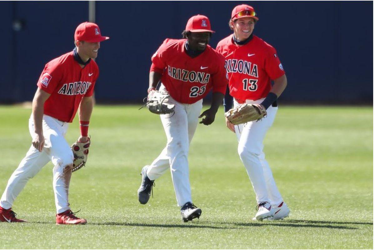arizona-baseball-wildcats-air-force-falcons-recap-Sunday-hi-Corbett-pac12-2021