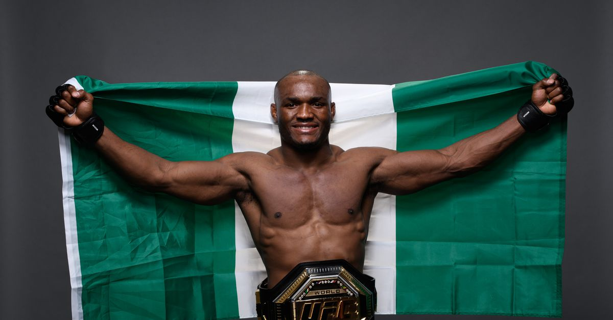 Hulk Hogan? Colby Covington? Nah, Kamaru Usman is the real American - MMA Mania