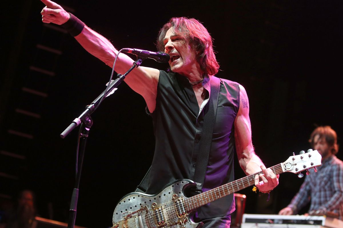 Rick Springfield performs in concert in 2013.