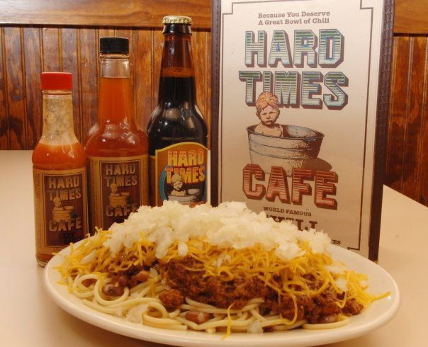 Chili at Hard Times [Photo: Official]