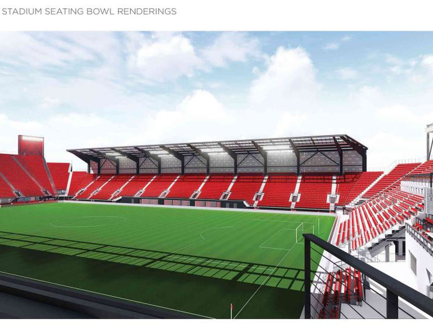 Dc United Releases Transporation Plan For Buzzard Point Stadium