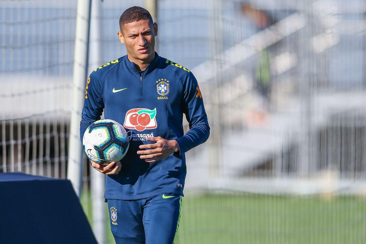 Brazil Press Conference & Training Session - Copa America Brazil 2019