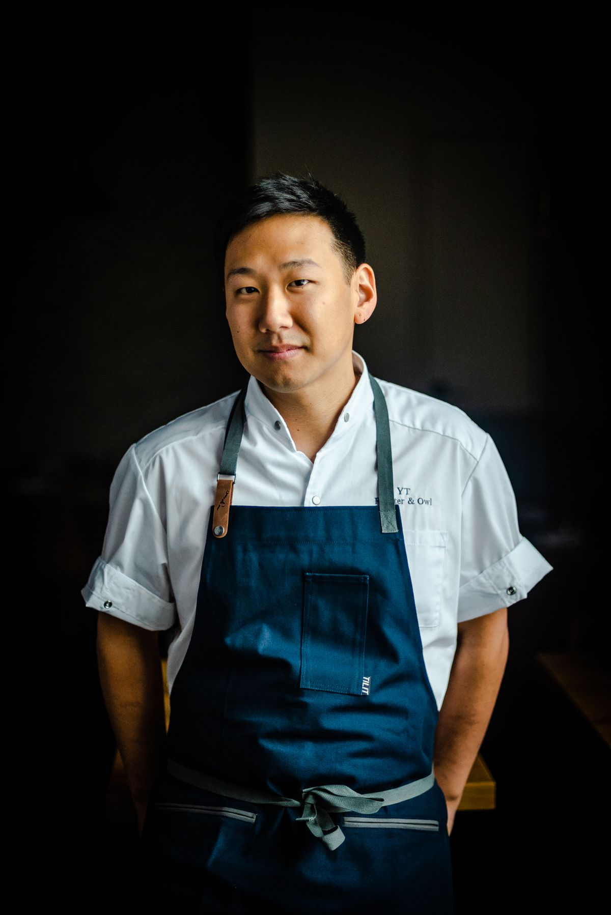 Rooster & Owl executive chef Yuan Tang.