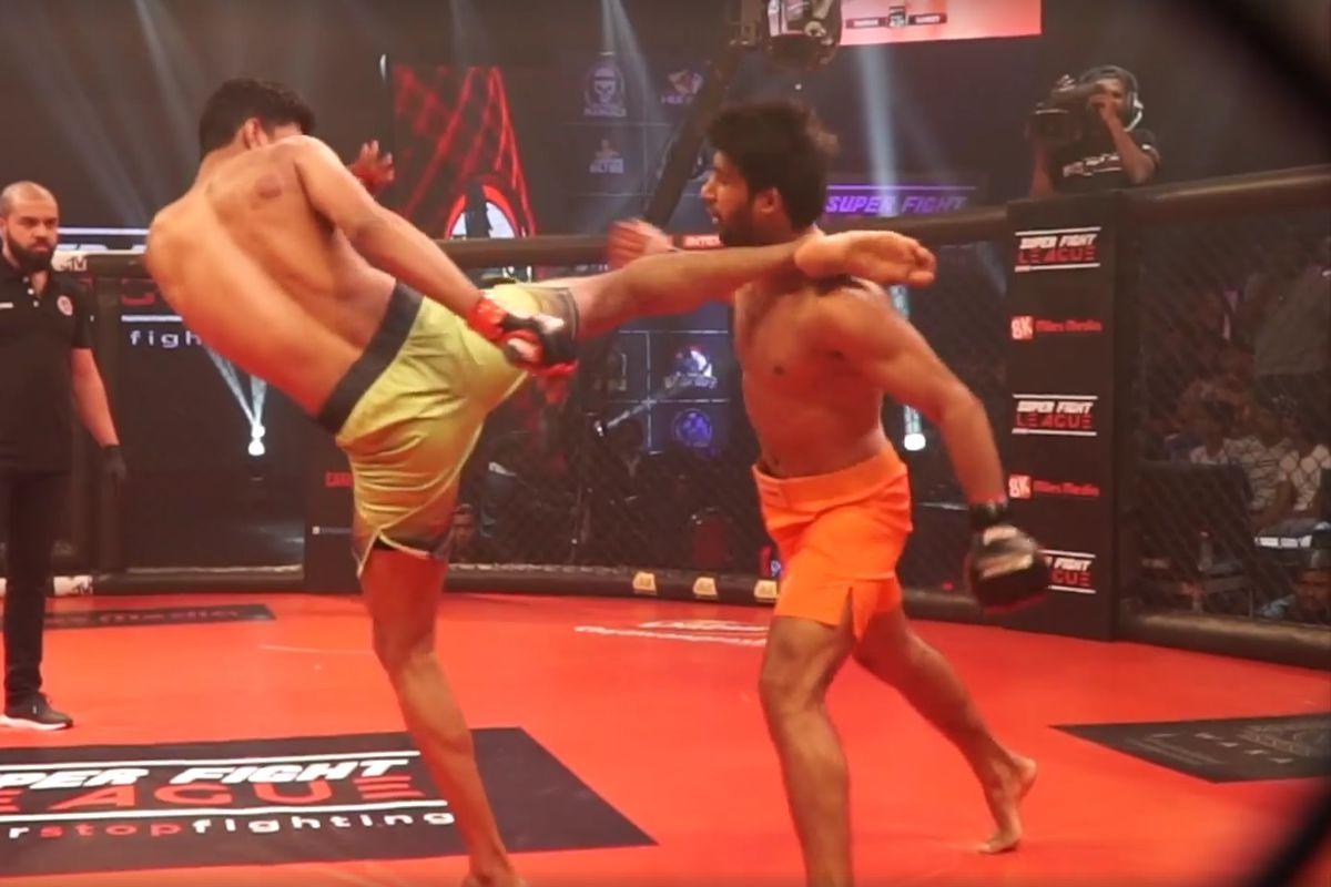 Missed Fists: Sumeet Khade scores sensational kick KO, plus ACB, LFA - MMA Fighting