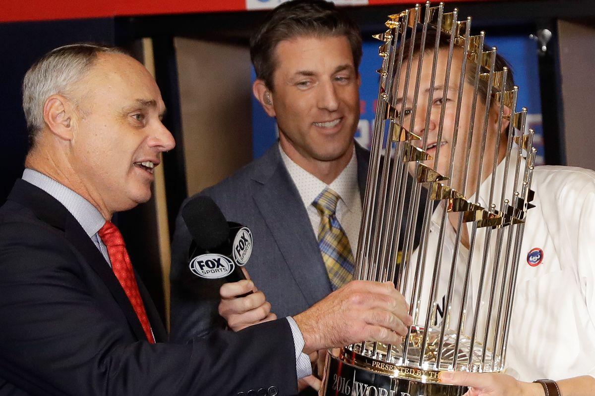 World Series - Chicago Cubs v Cleveland Indians - Game Seven
