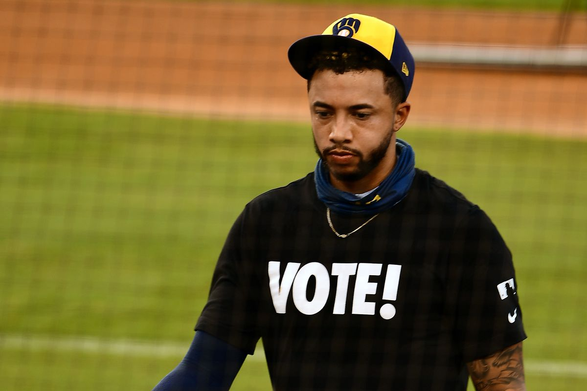 National League Wild Card Game 1: Milwaukee Brewers v. Los Angeles Dodgers
