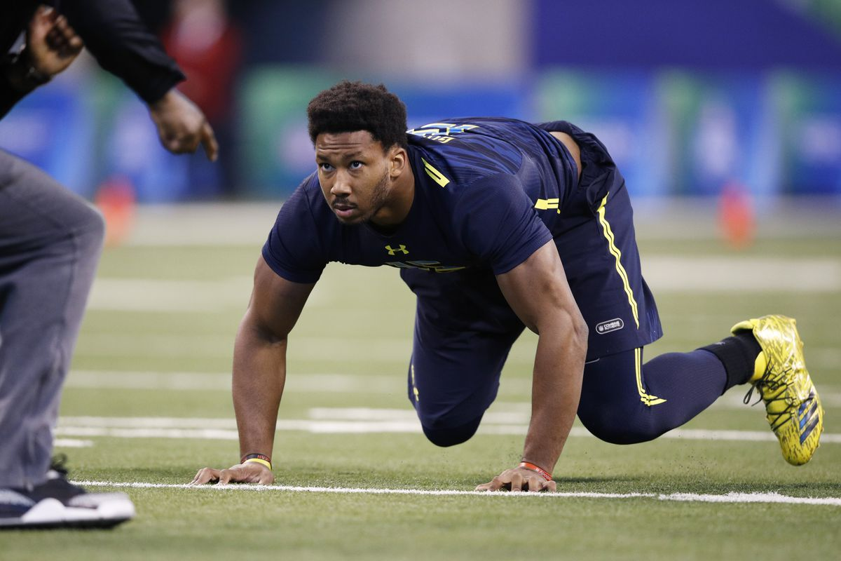 Myles Garrett Is So Good Nobody Knows Who To Compare Him To Sbnation Com