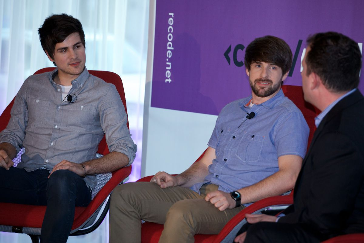 Smosh's Ian and Anthony Explain the Secrets of YouTube Fame and Fortune (Video)