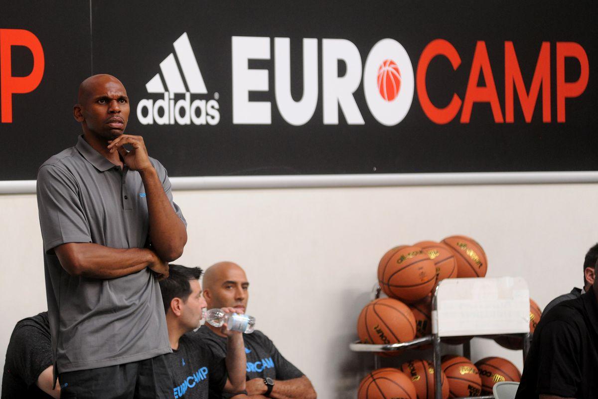 Adidas Eurocamp - Day 2