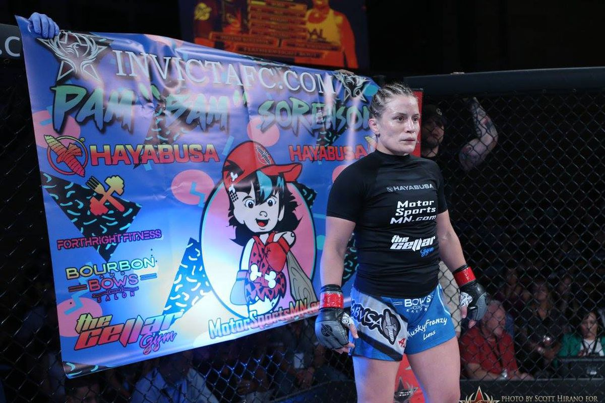 Pam Sorenson thinks Felicia Spencer 'hasn't really been tested' ahead of Invicta FC 32 title fight