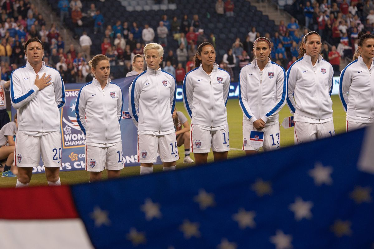 NWSL announced the allocated players including a 25 USWNT