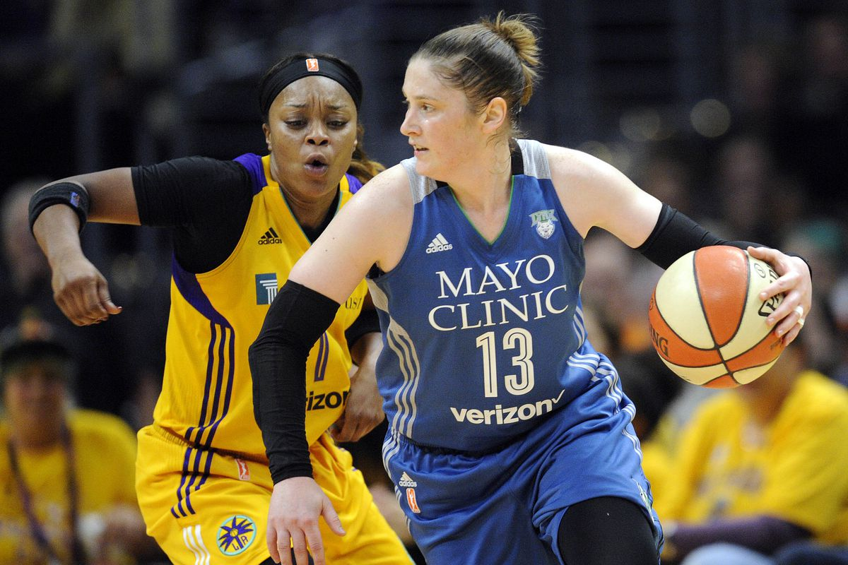 Lindsay Whalen and the Minnesota Lynx wins title at The ...
