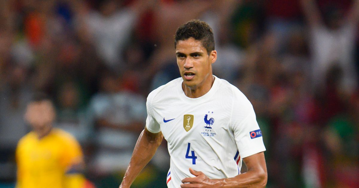Varane passes pre-season medical with Real Madrid while Manchester United decide to wait to get a cheaper deal