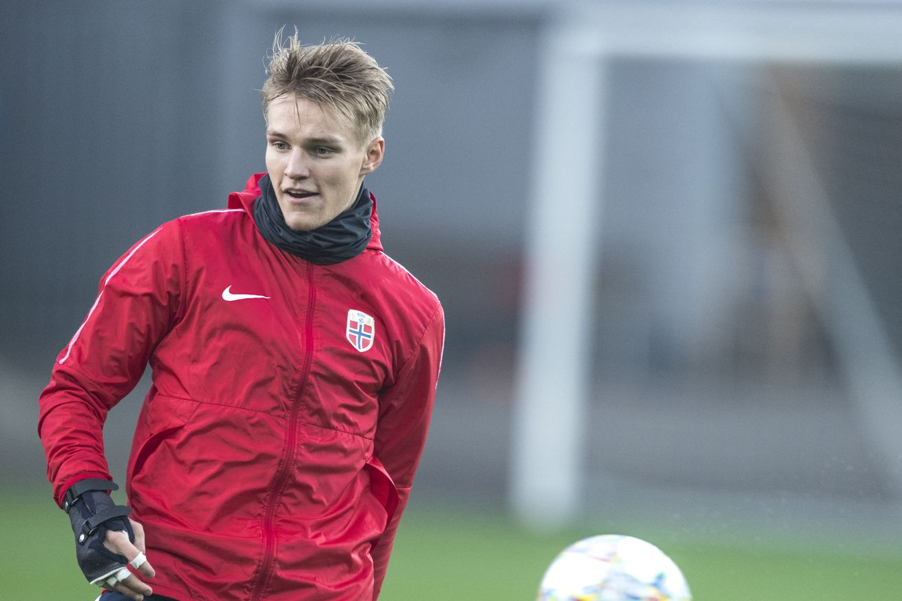 Odegaard: ?Zidane?s return is positive, I know him well?
