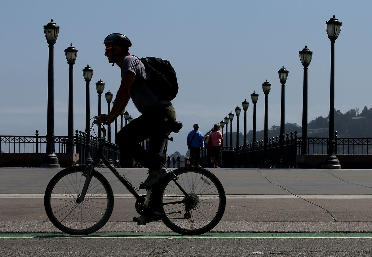 Bicycle Thefts Soar In San Francisco