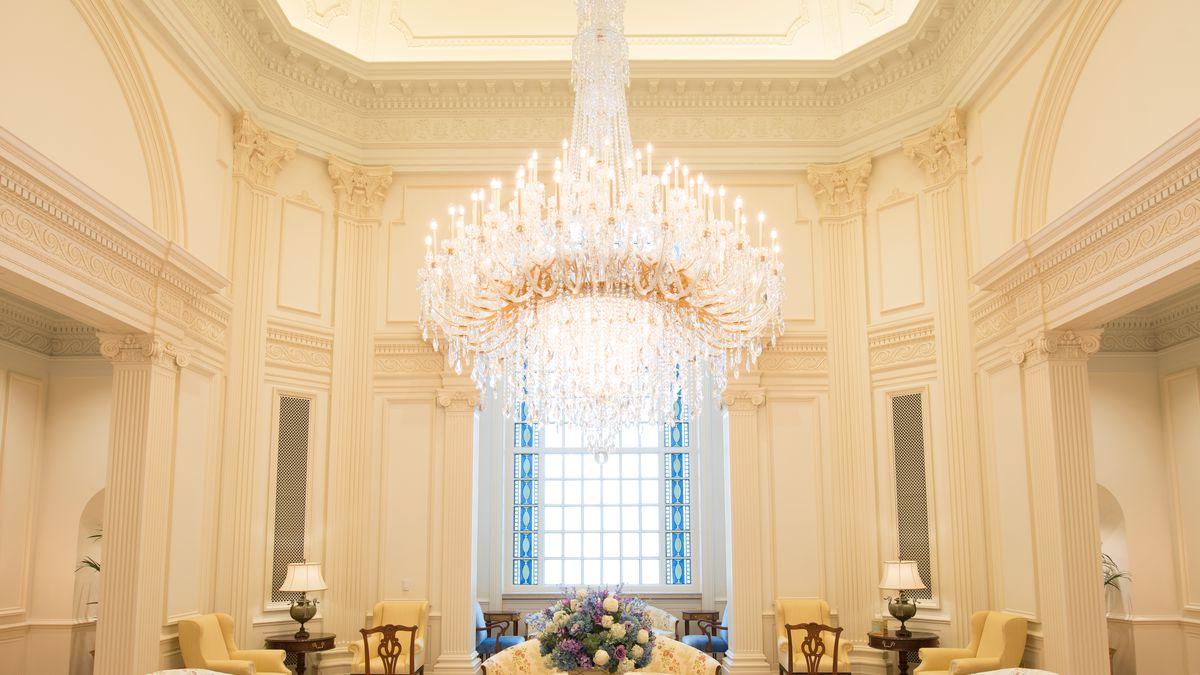 Rooms: Inside The Philadelphia Pennsylvania Mormon Temple