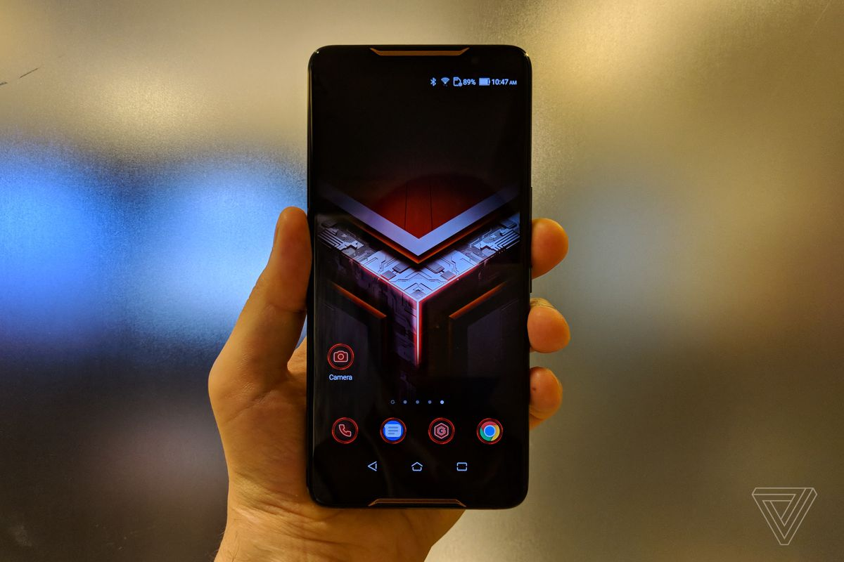 Asus' ROG Phone is the latest attempt to make gaming phones