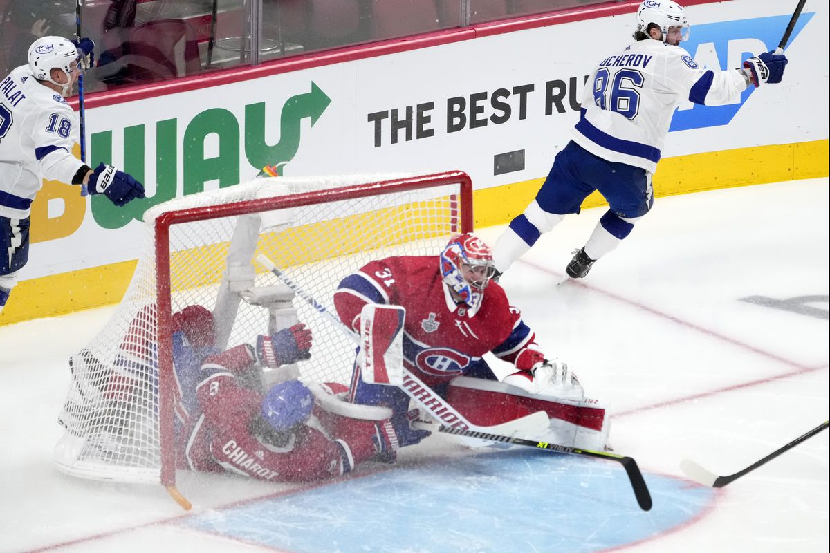 2021 NHL Stanley Cup Final - Game Three
