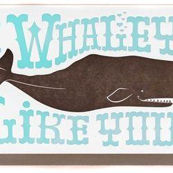 Foursided - I Whaley Like You ($5.50)