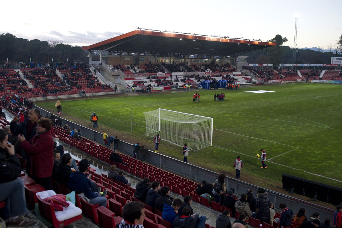 Girona FC v SD Eibar - Spanish Segunda Division