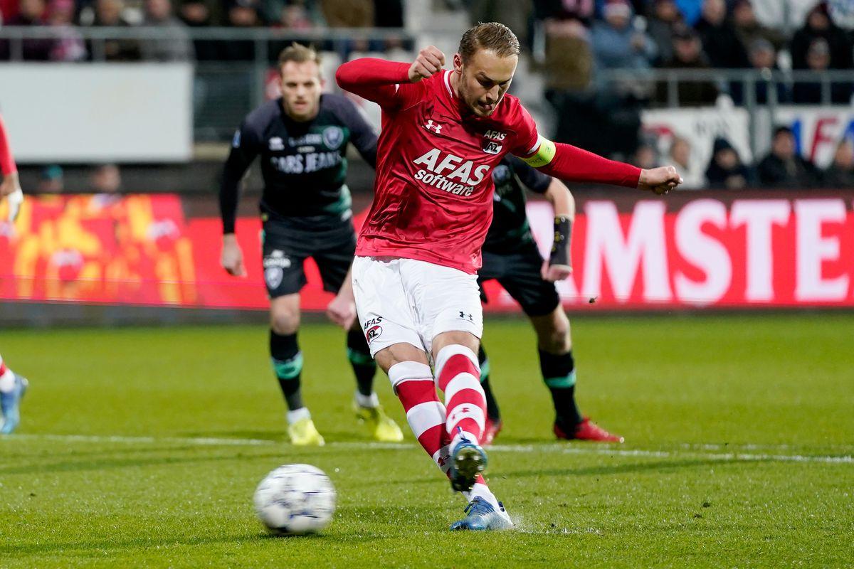 AZ Alkmaar v ADO Den Haag - Dutch Eredivisie
