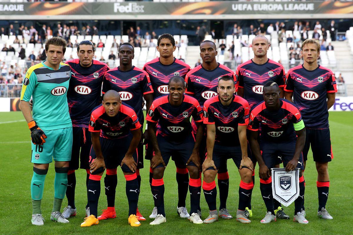 FC Girondins de Bordeaux v Liverpool FC - UEFA Europa League