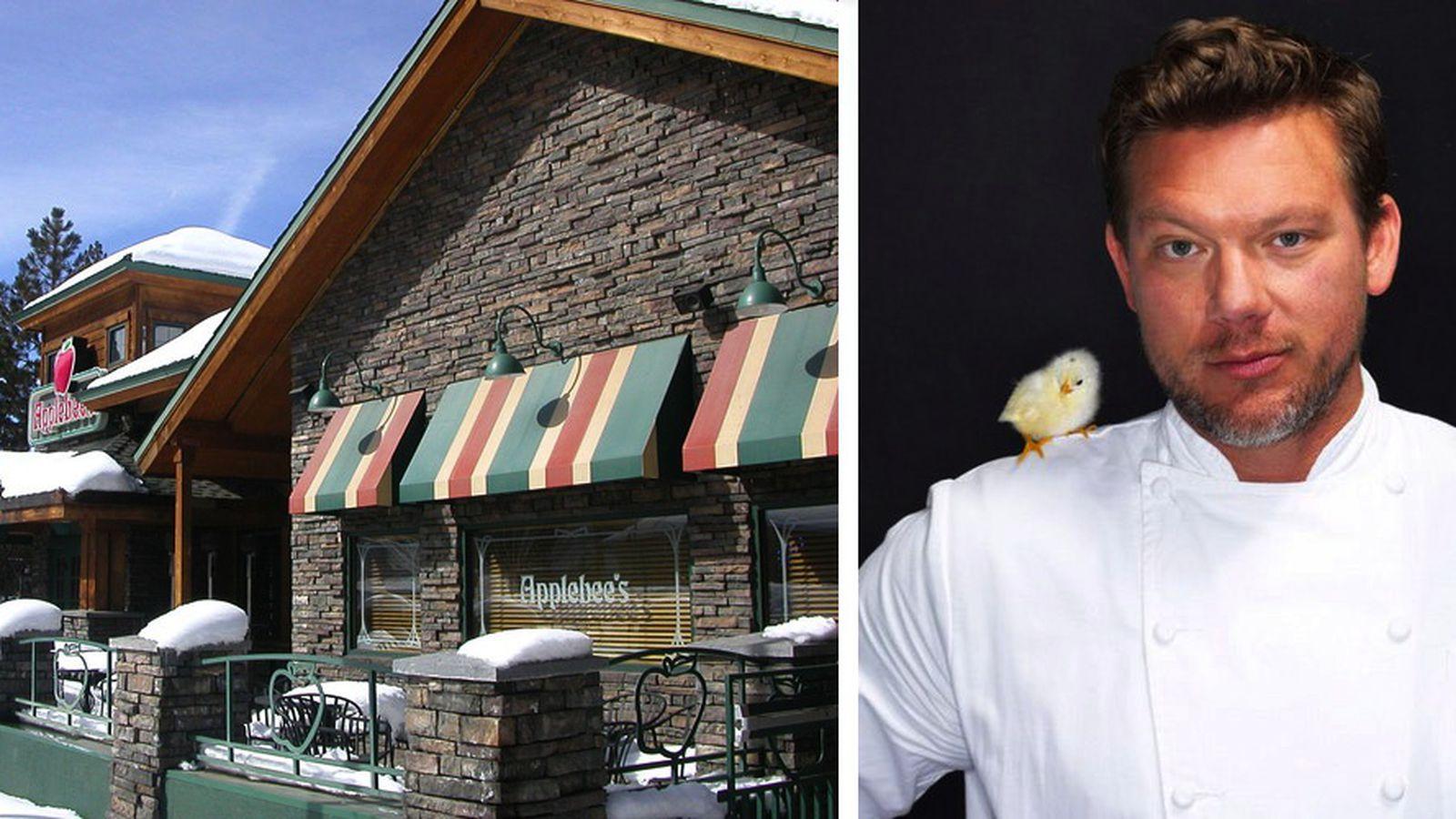 Tyler Florence Defends 3 Million Applebees Partnership Eater