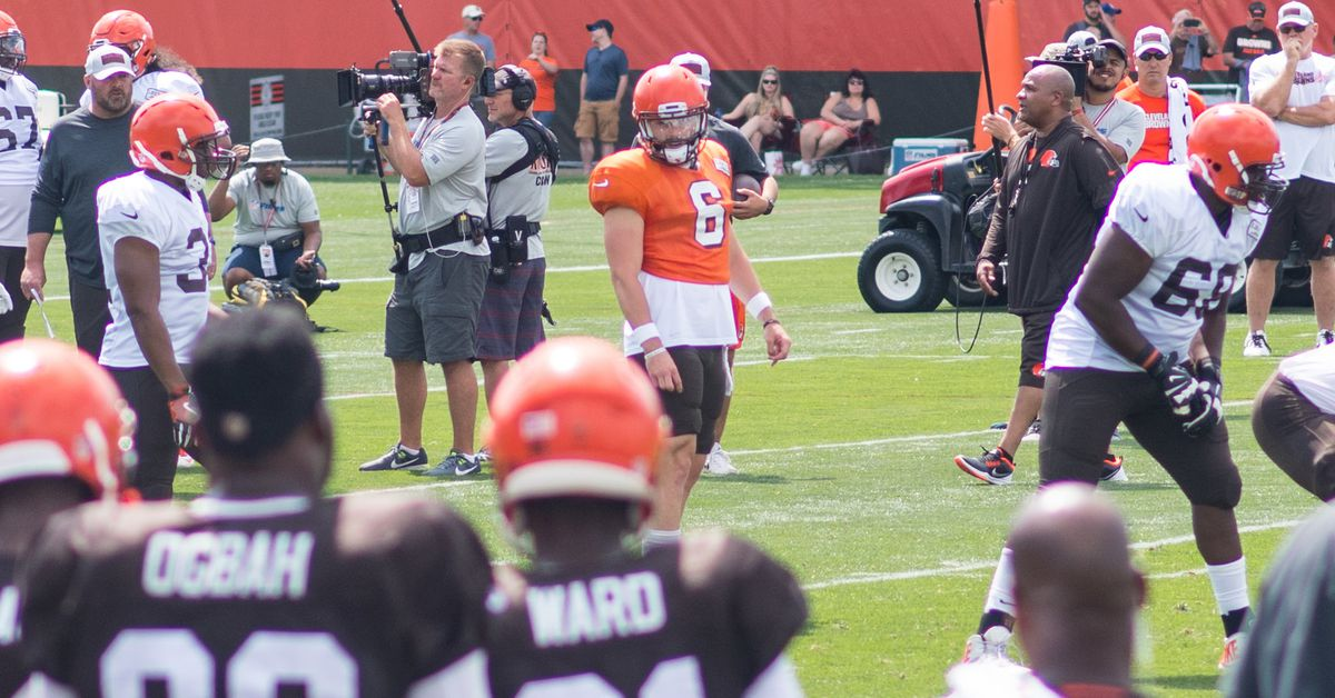Cleveland Browns Hard Knocks, Episode 2 Discussion