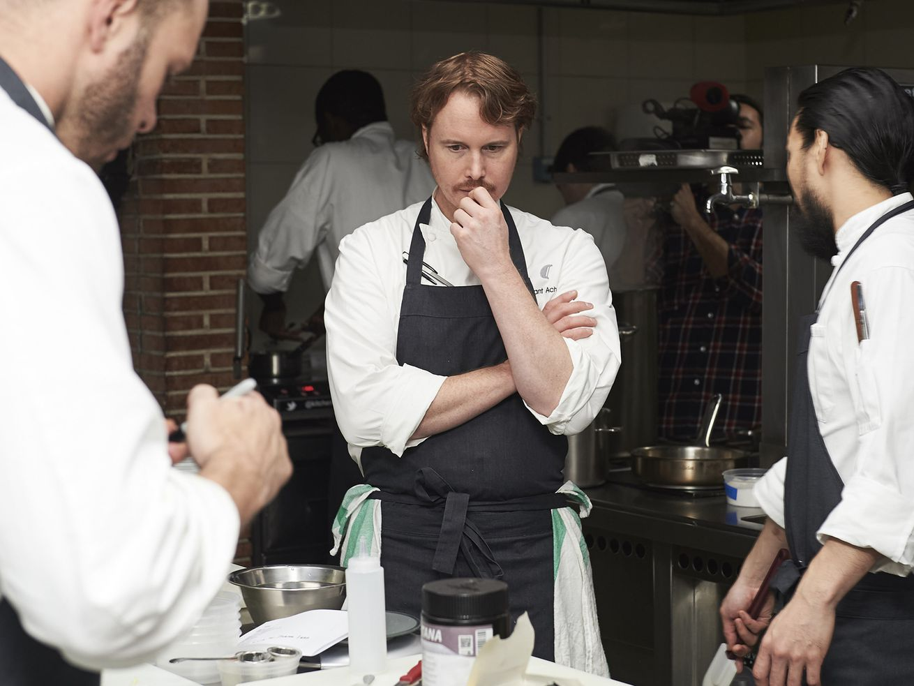 Chicago Trailblazer Grant Achatz Represents the US on