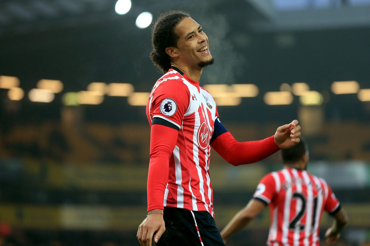 Van Dijk May Join Liverpool so Club Eye $26million Player