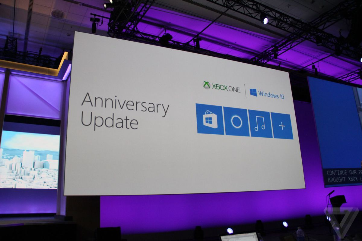 Microsoft will combine the Windows 10 and Xbox One app