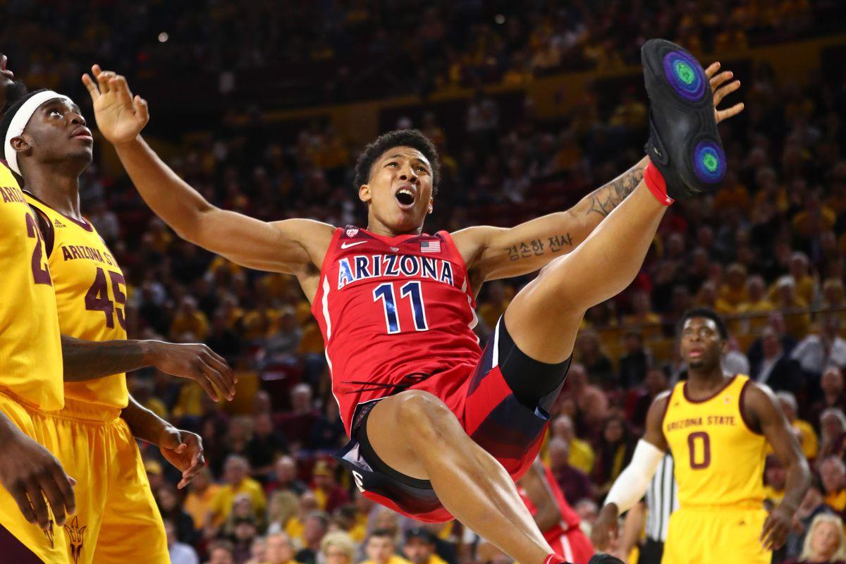 Wildcat Wrap: Arizona men's and women's basketball fall to ...