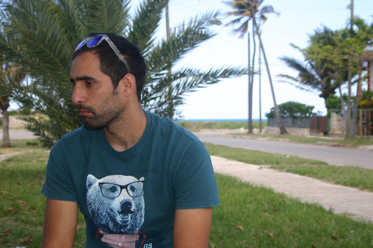 DOTA Cuba founder Victor Agrelo