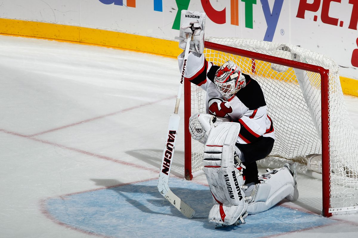 Do not blame yourself, Keith Kinkaid. You were great tonight.