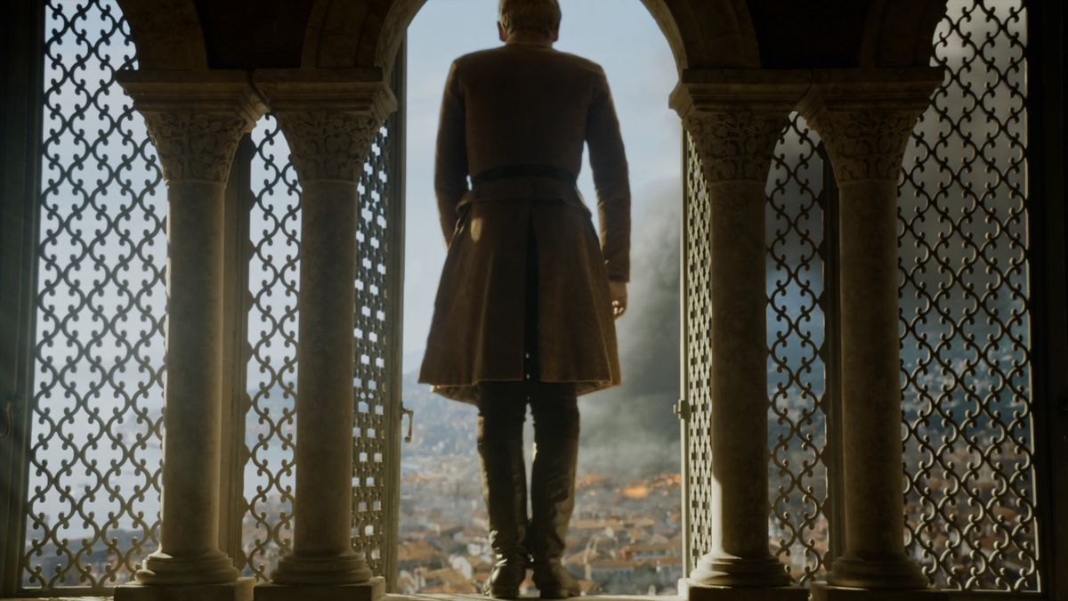 Game of Thrones The Winds of Winter Tommen suicide