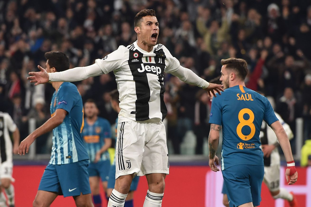 Juventus 3 - Atletico Madrid 0: Initial reaction and random observations